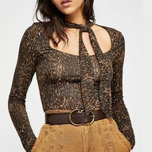Free People Fabulous Sexy Wild Thing Top Size XS
